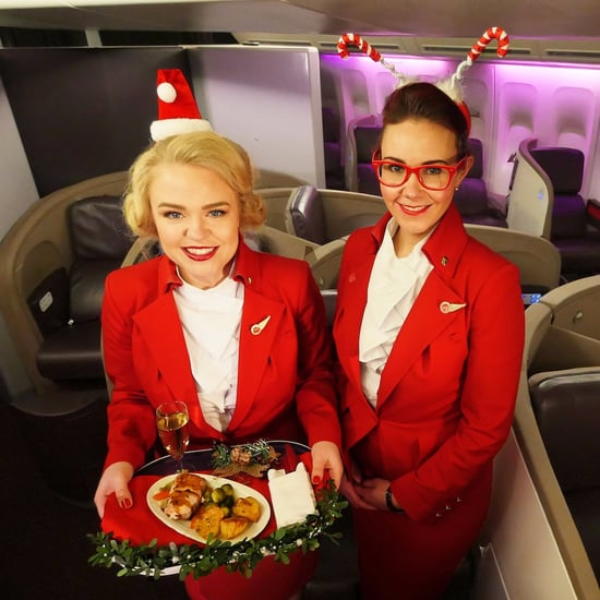 Virgin Atlantic, Emirates Giving Passengers Christmas Dinner