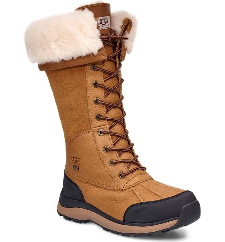 8c84b2e6311 UGG Adirondack II Waterproof Tall Boots