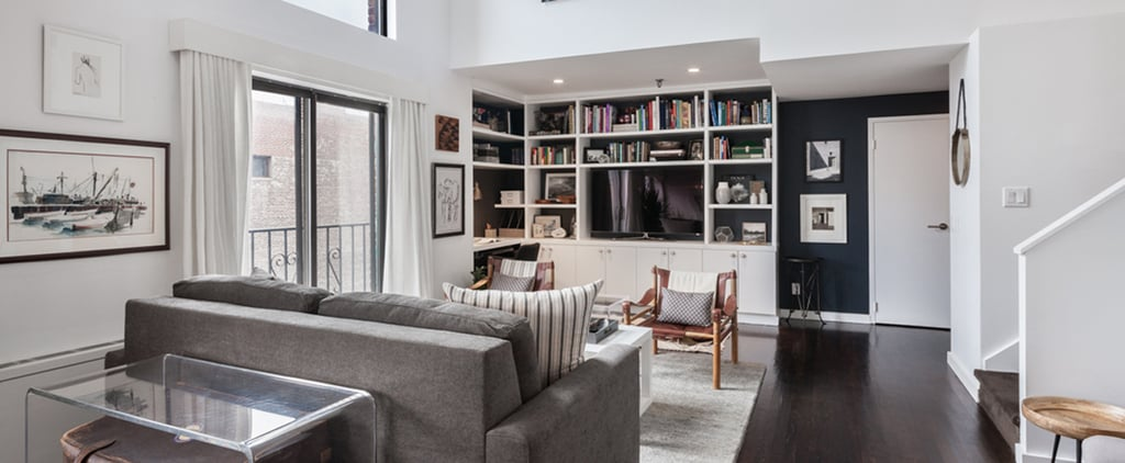 Alexis Bledel and Vincent Kartheiser's Brooklyn Home