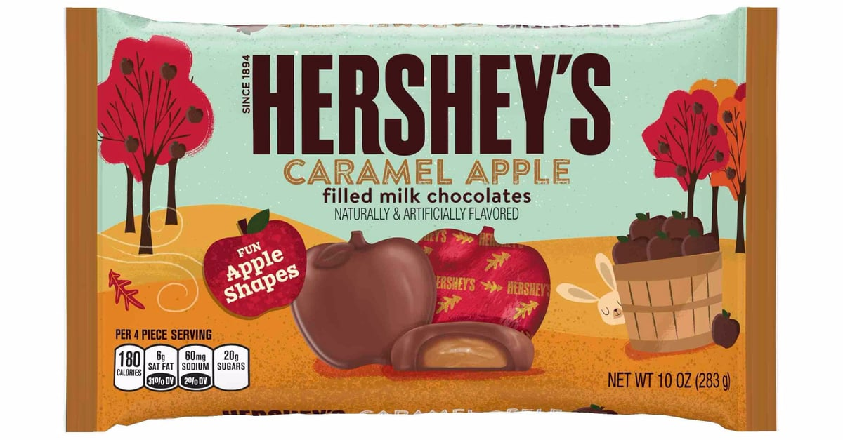 Yes, Caramel Apple Hershey Kisses Do Exist — Here's Where to Find Them!
