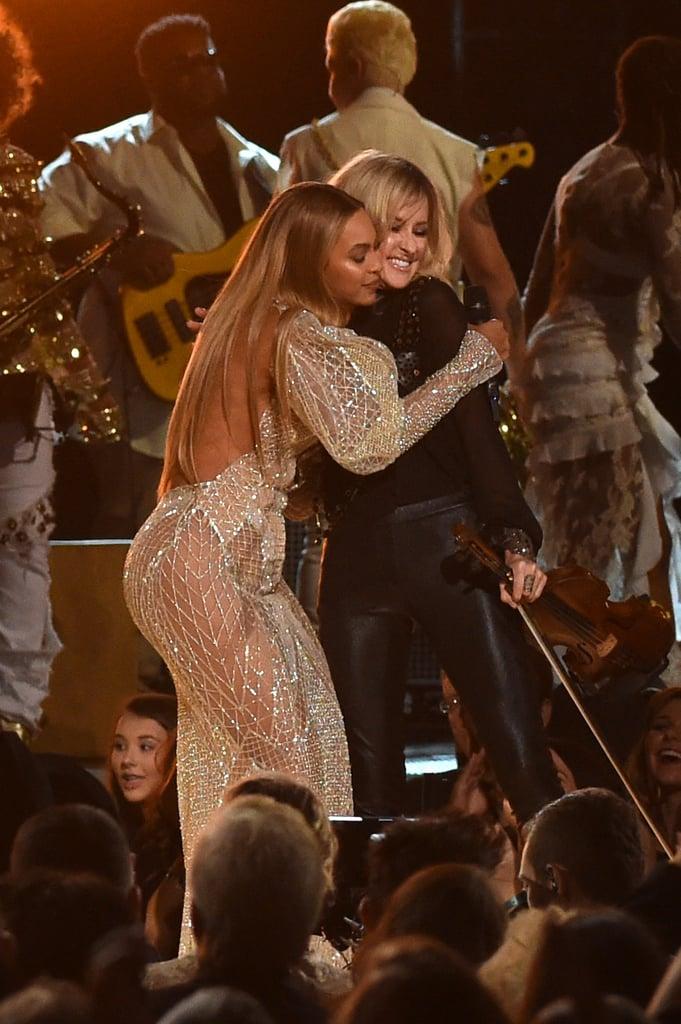 Beyonce Tour House Down At Cma