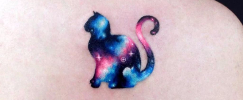 22 Stunning Space Tattoos That Go to Infinity and Beyond