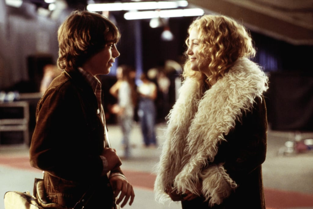 We hope you're sitting down for this, because Almost Famous is heading to the stage! On Tuesday, producers announced that Cameron Crowe's Oscar-winning film is being turned into a musical. The 2000 film stars Kate Hudson, Frances McDormand, Philip Seymour Hoffman, and Billy Crudup and is a semi-autobiographical retelling of Crowe's personal experience as a teenager touring with rock bands in the '70s.  Crowe has been working on the musical for the past couple of years and first teased the project when he posted a Twitter video of composer Tom Kitt playing the piano.  pic.twitter.com/v8R23UUfYC— Cameron Crowe (@CameronCrowe) September 21, 2018    Jeremy Herrin has signed on to direct the show, which will feature a book by Crowe based on the screenplay and music by Tom Kitt. Take a walk down memory lane and look back at some of the best moments from the film ahead.