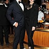 Douglas Friedman and Leigh Lezark. Source: Neil Rasmus/BFAnyc.com
