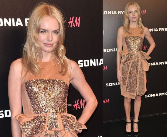 Photos of Kate Bosworth at The Launch of Sonia Rykiel For H&M in Paris 2009-12-03 02:00:00