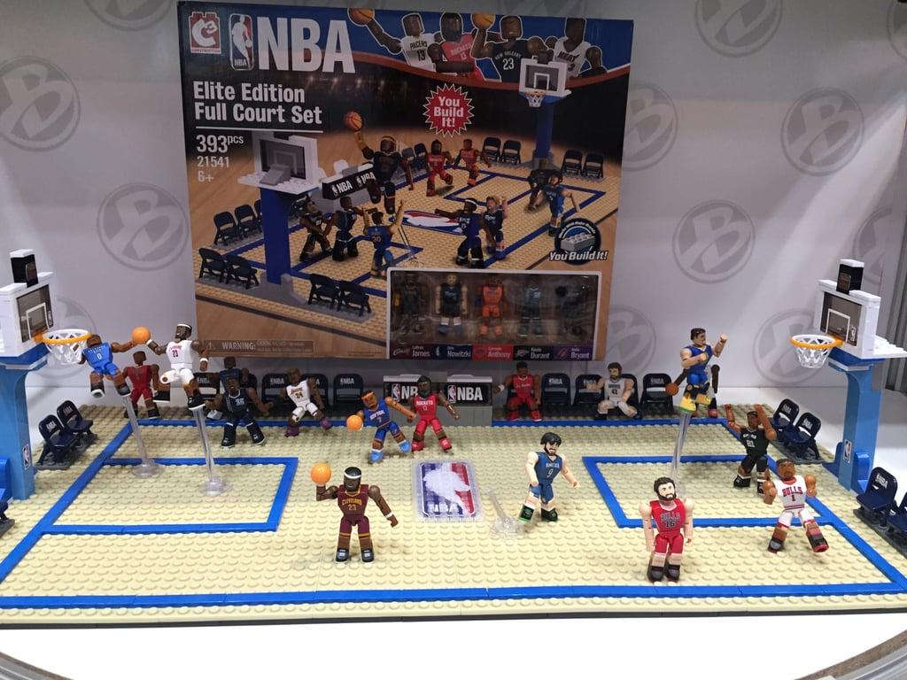 C3 NBA Construction Toys
