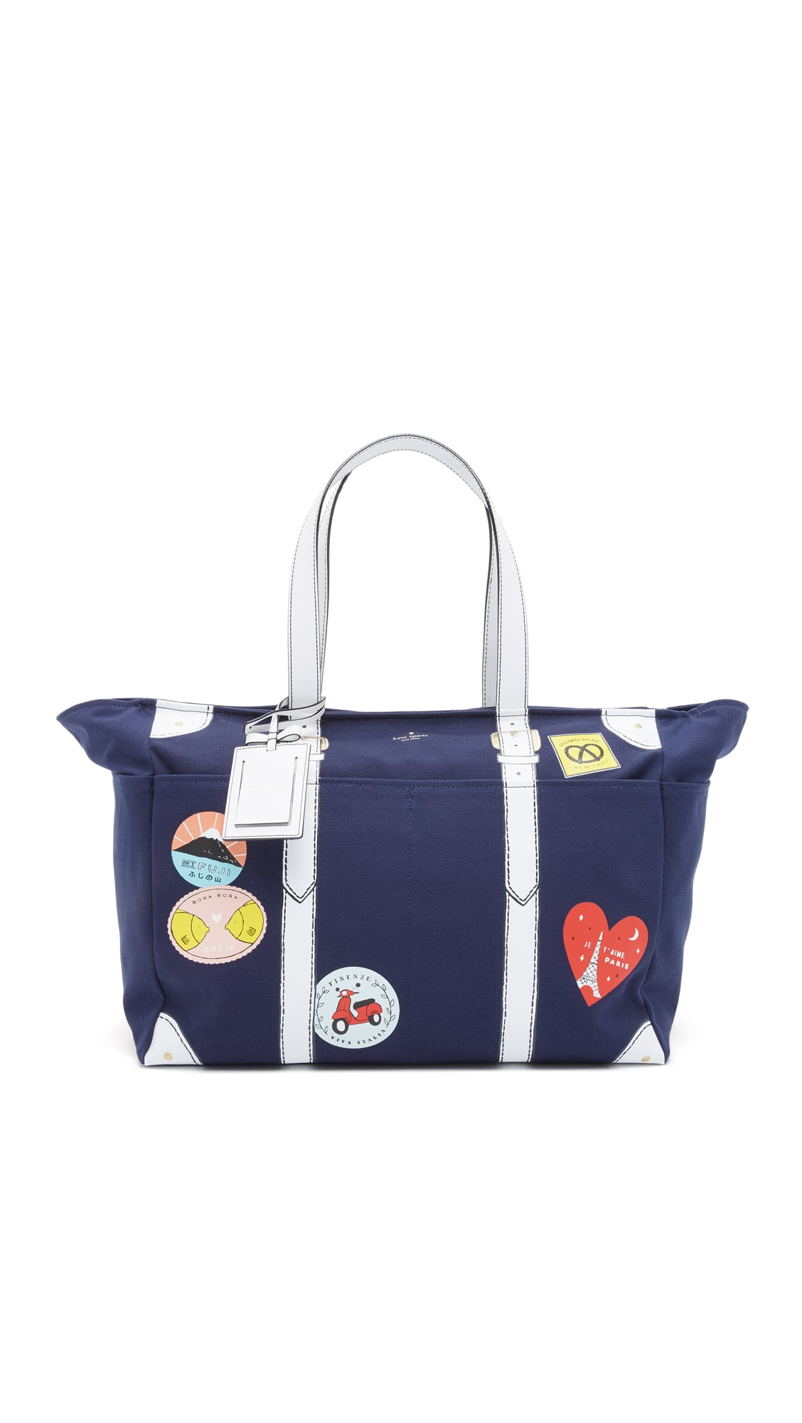 Kate Spade New York Holiday Weekender Bag ($348)
