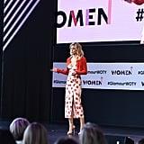 Lili Reinhart Speech Glamour Women of the Year Summit 2018