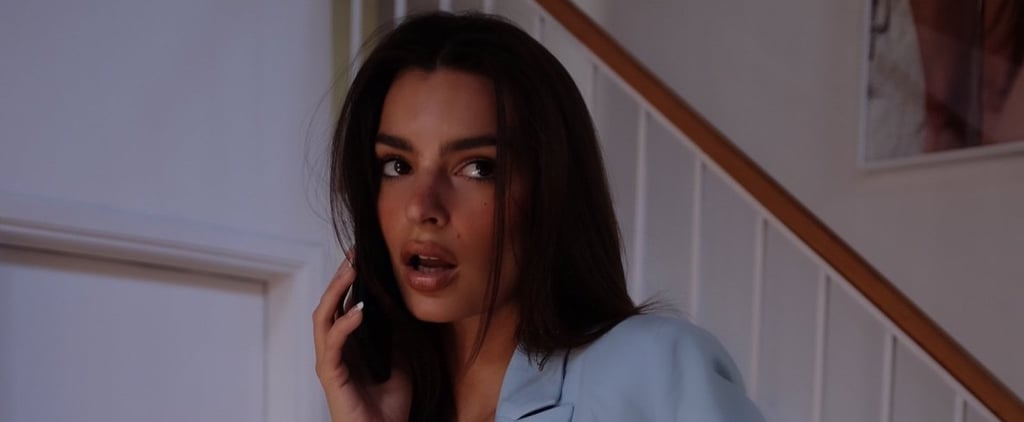 Emily Ratajkowski Launches a Sexy Inamorata Suit Collection