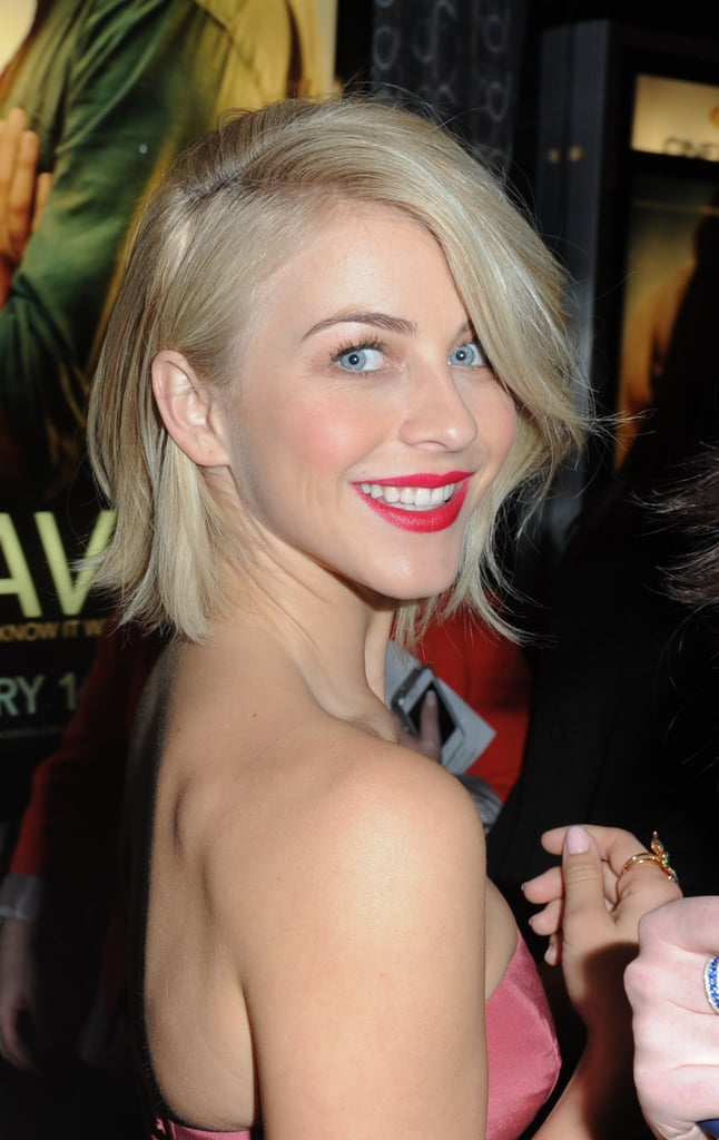 Pictures Of Julianne Hough S Hair Popsugar Beauty Australia