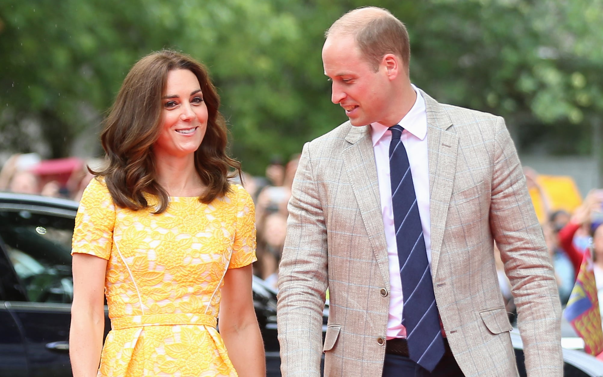 kate middleton and prince williams third baby details