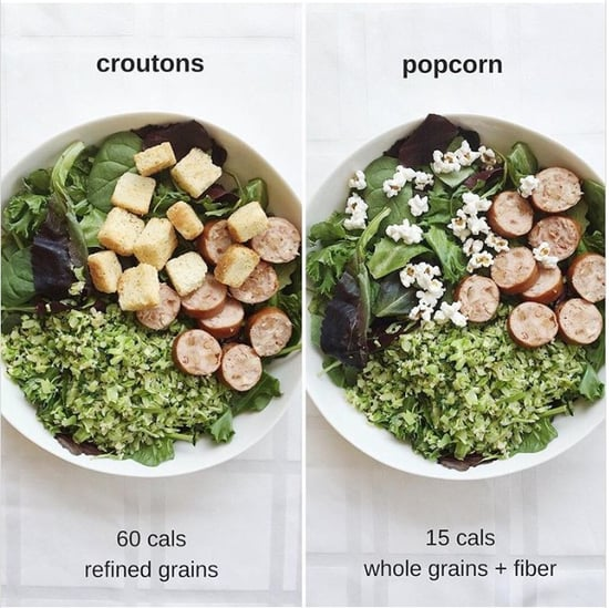 How to Save Calories on Salads