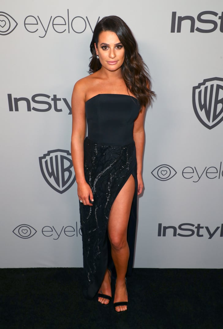 Sexy Lea Michele Pictures Popsugar Celebrity