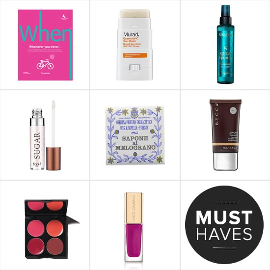 Best Beauty Products For July 2013