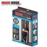 Magic Mesh Magnetic Hands Free Screen Door Cover