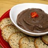 Spicy Black Bean Hummus Recipe