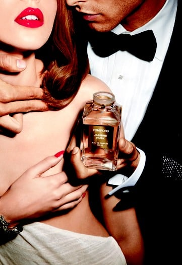 Tom Ford Private Blend Advertisement