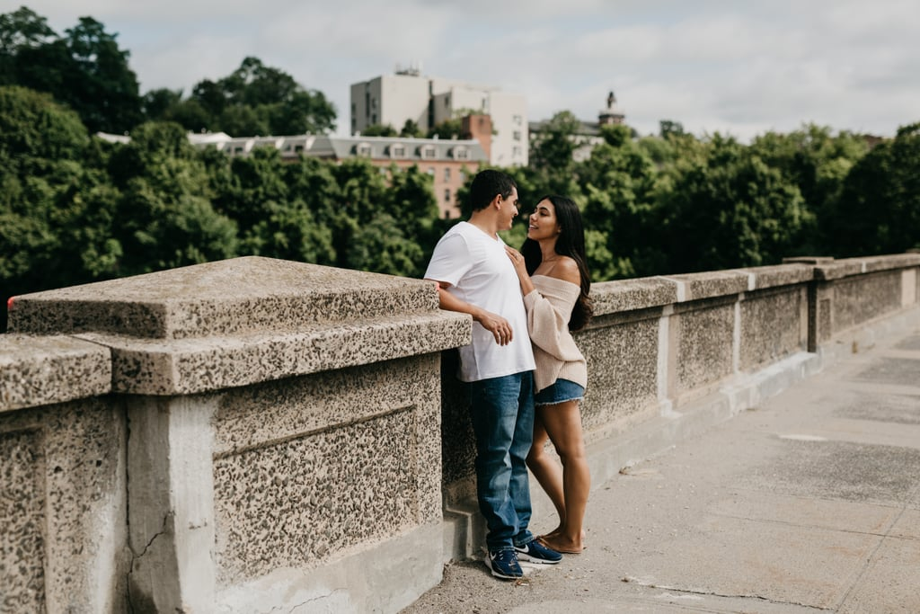 New Home Engagement Shoot
