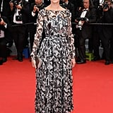 Audrey Tautou at the Grace of Monaco Premiere