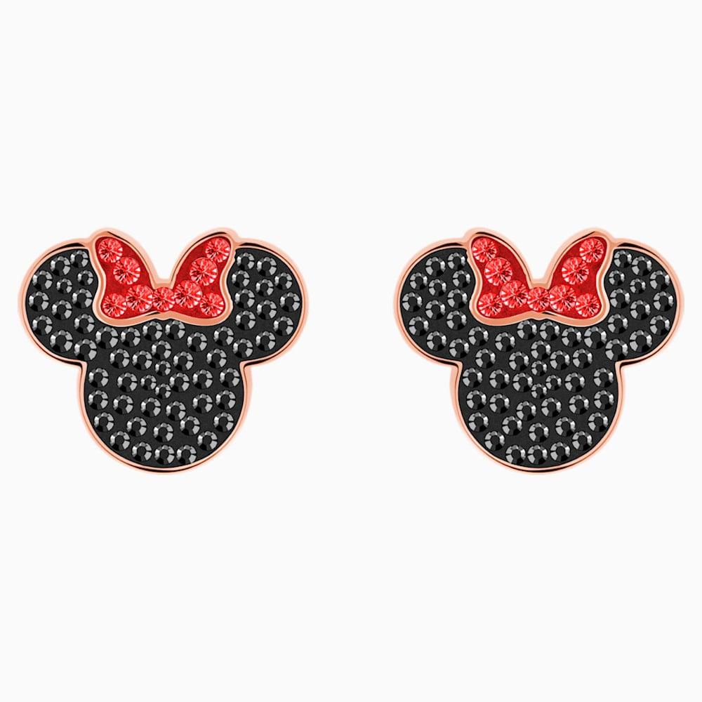 Mickey and Minnie Pierced Earrings