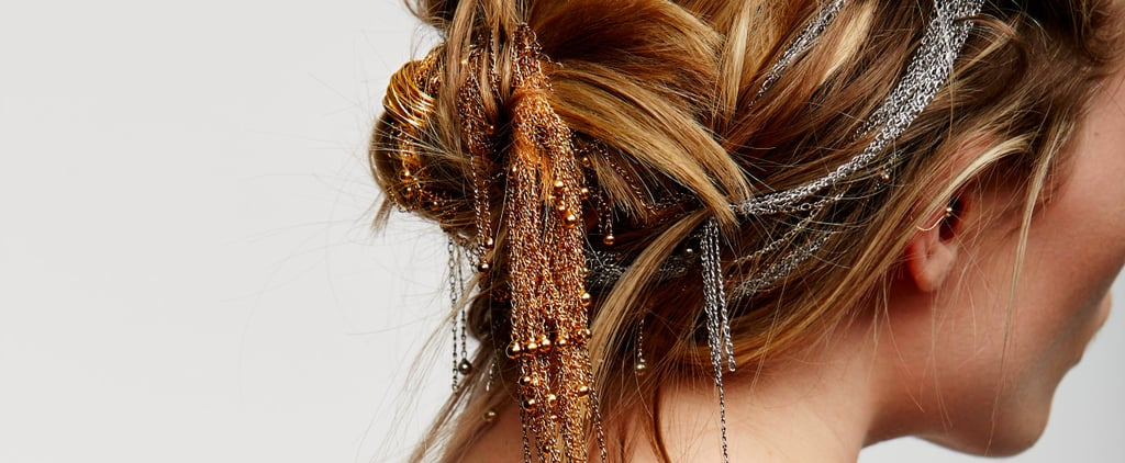 These Hollywood-Inspired Hair Accessories Are Next-Level Gorgeous