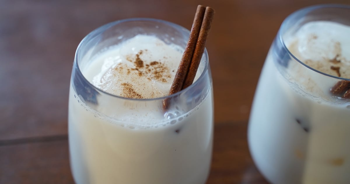 Yes, This Mexican Horchata Takes 4 Hours, but It Is Muy Deliciosa
