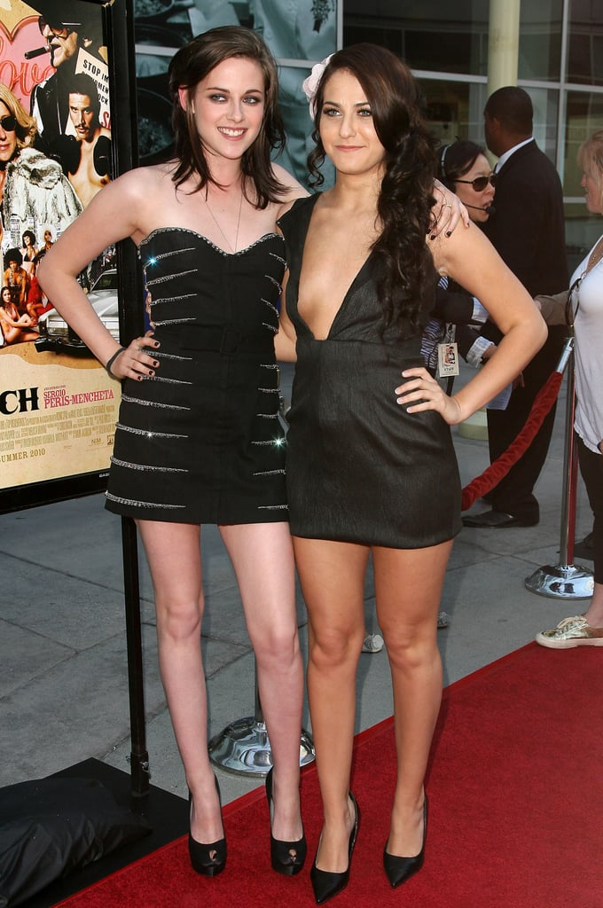 Kristen Stewart counts her Runaways costar Scout Taylor-Compton as one of her close friends. The two met while auditioning for the same roles when they were starting out in Hollywood, but they haven't let the competition keep them from becoming pals.