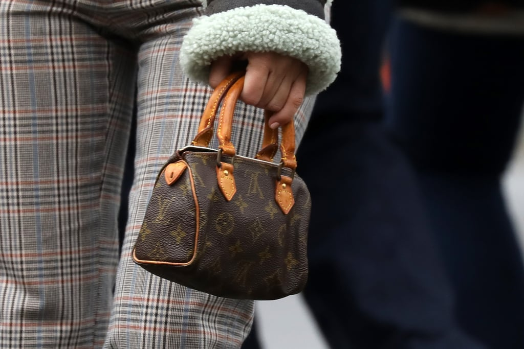Image result for kourtney kardashian tiny bag