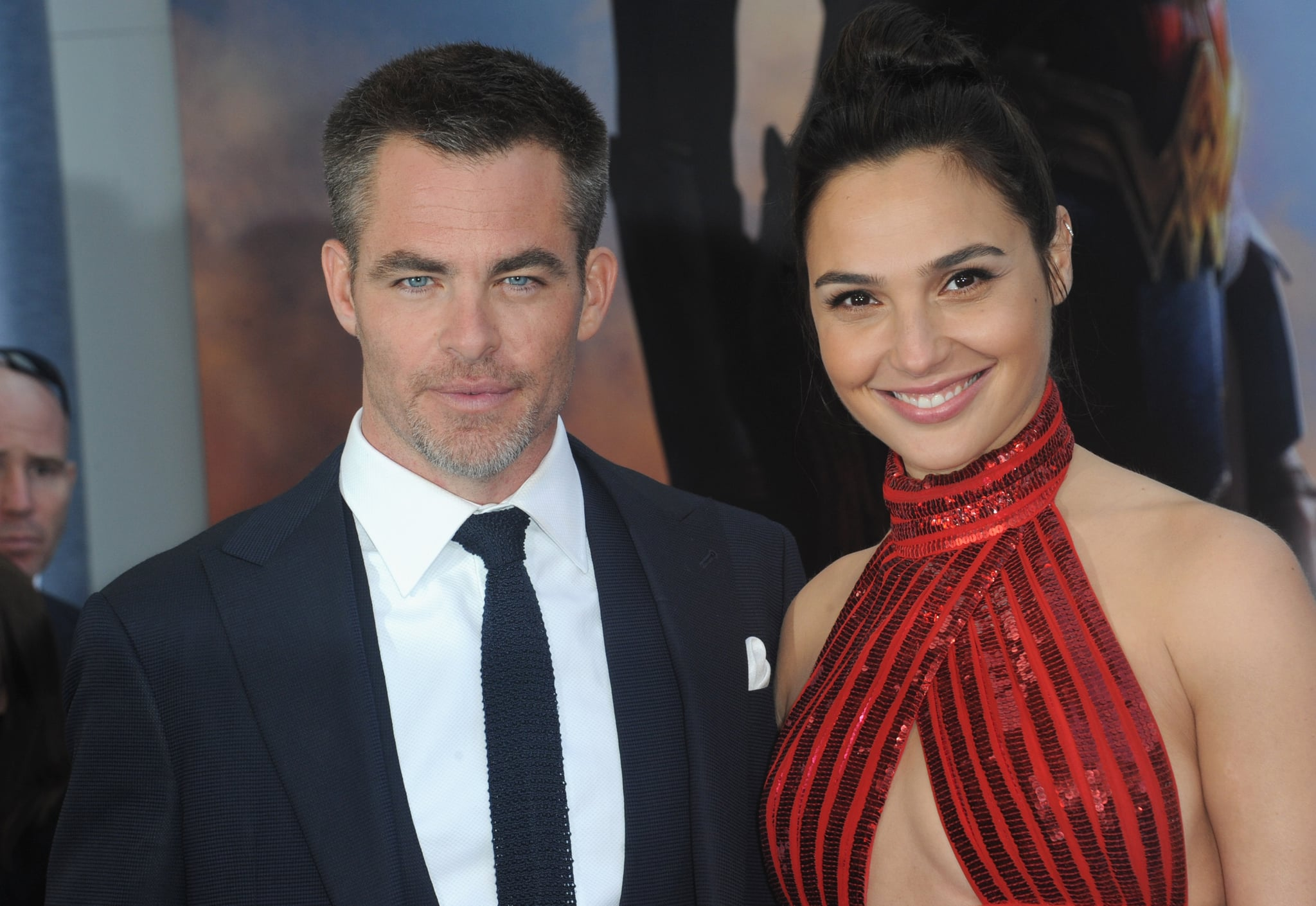 Quotes From Wonder Movie Chris Pine Quotes About Wonder Woman May 2017  Popsugar Celebrity