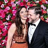 Sara Bareilles and Joe Tippett