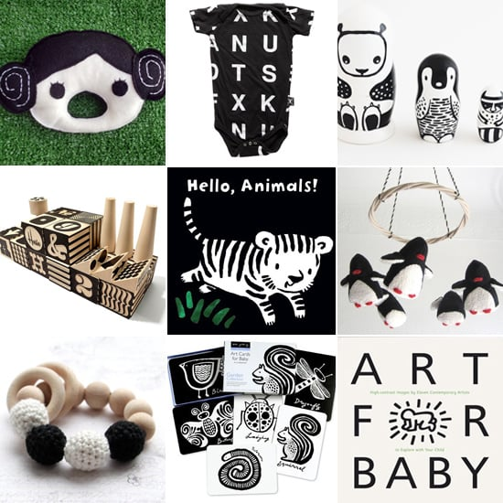 14 High-Contrast Finds to Boost Your Baby's Vision