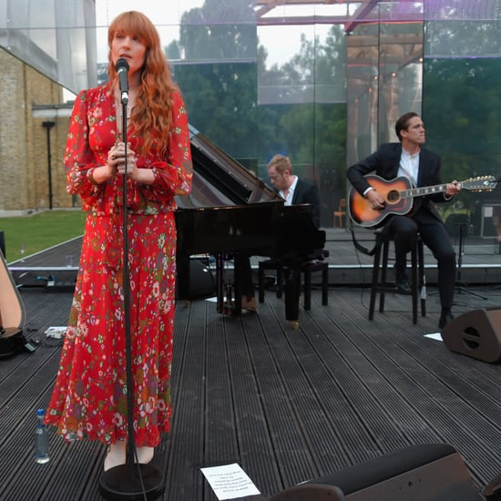 Florence Welch Performs For a Sick Fan, We Get Through a Pack of Tissues