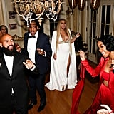 Beyoncé Danced Off Her Grammys Loss at an Afterparty With Jay Z and Kelly Rowland