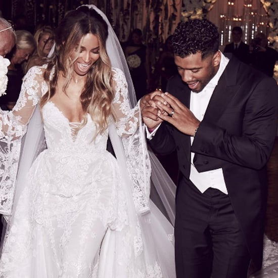Ciara and Russell Wilson Wedding Pictures July 2016