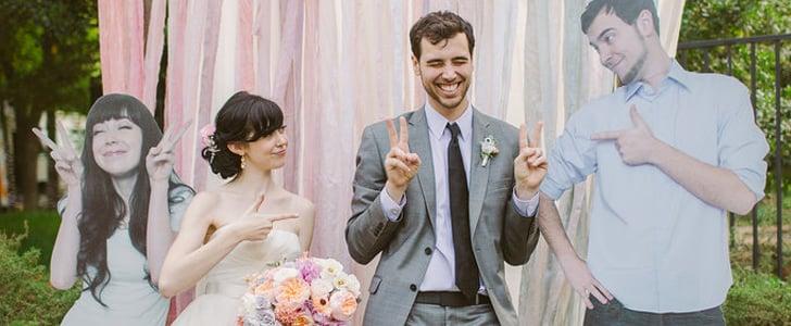 10 Commandments of DIY Wedding Decor