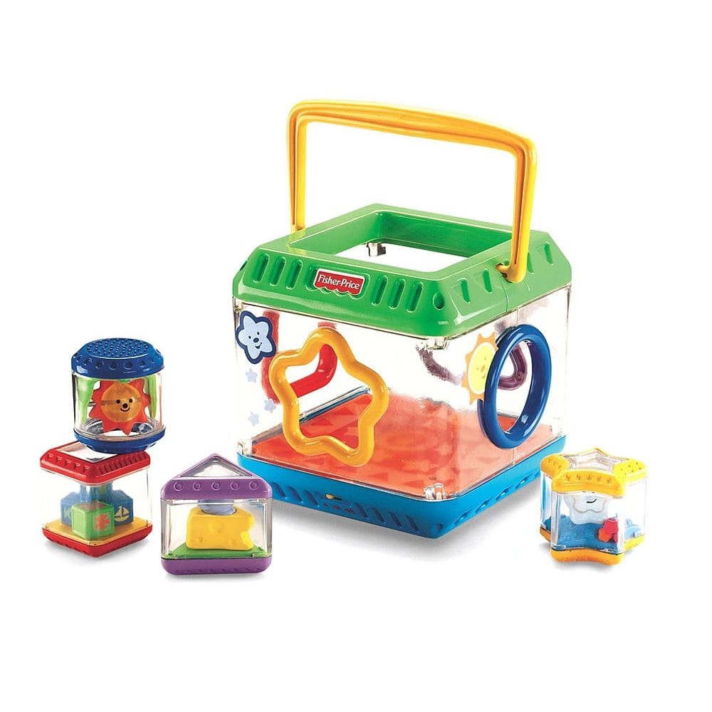 Fisher Price Peek A Blocks Shape Sorter Best Toys For Special Baby Block