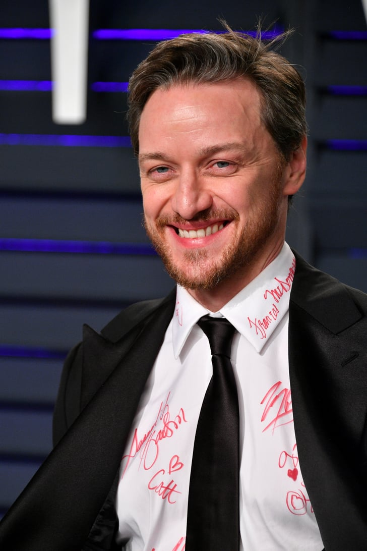 James McAvoy at the Oscars 2019 | POPSUGAR Celebrity Photo 8