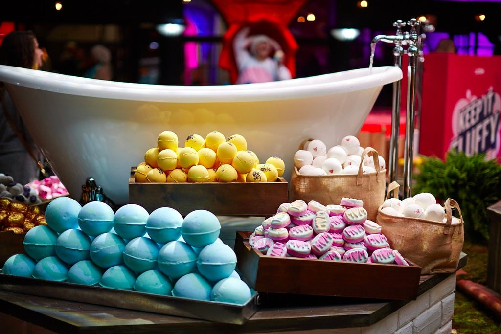 You're Going to Need a Bigger Bath, Because Lush's Spring Products Are Incredible