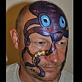 Watch This Face Paint Octopus Come to Life