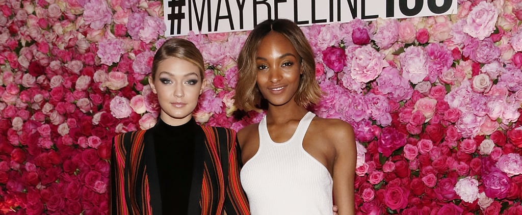 Gigi Hadid and Jourdan Dunn Are Quite the Fashionable Duo