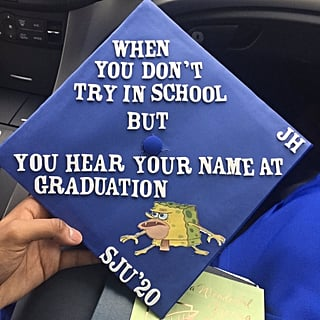 Meme Grad Cap Ideas