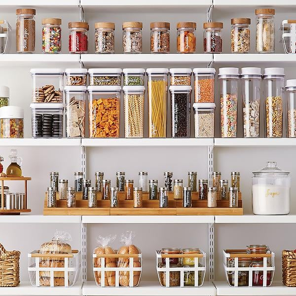 The Container Store Pantry Shelves Starter Kit