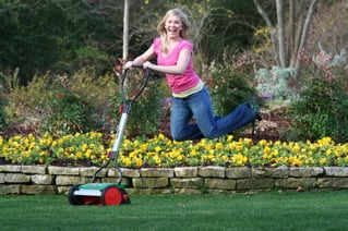 Would You Try an Eco-Friendly Push Mower?