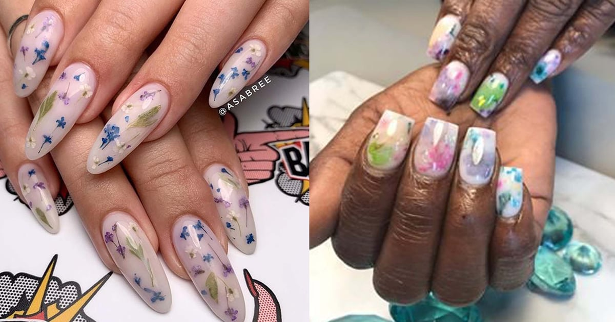 26 Ways to Wear Milk Bath Nails, the Prettiest Nail Art Trend to Sweep Instagram