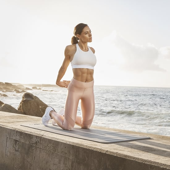 Kelsey Wells's 15-Minute Bodyweight Ab Blast Workout