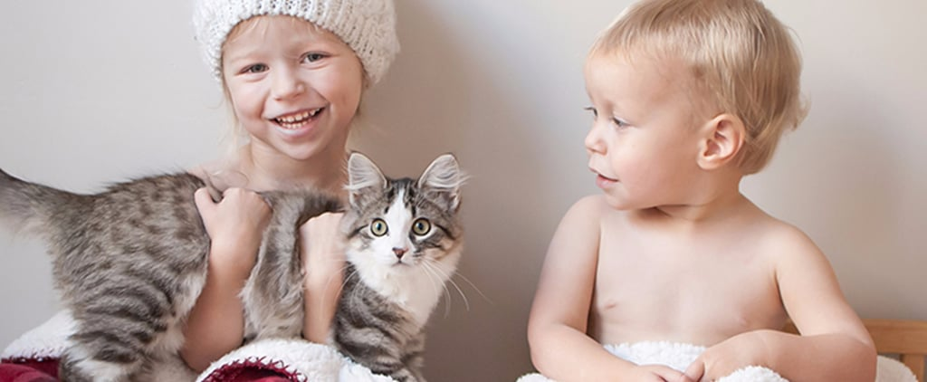 Mom Adopts Terminally Ill Kitten to Teach Kids Compassion