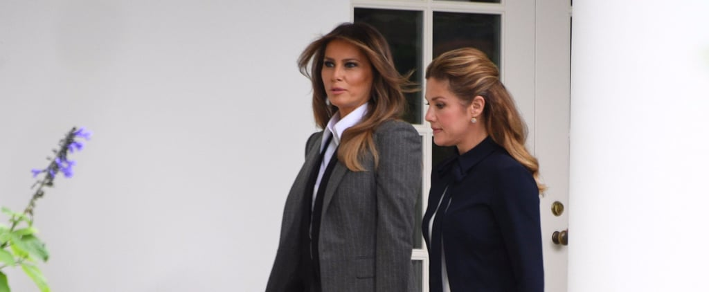 Melania Trump Looks Business Professional Until You Spot This Accessory