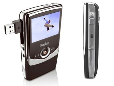 Kodak Zi6 Will Challenge the Flip Video Camera