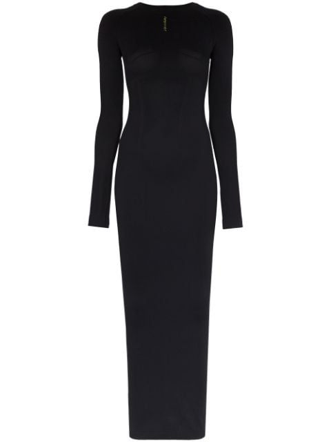 Unravel Project Fitted Maxi Dress