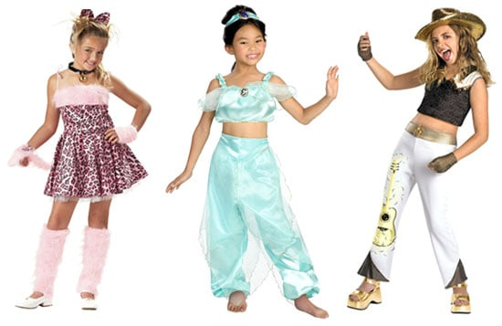 Sexy Halloween Costumes for Little Girls